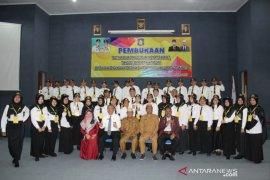 Puluhan CPNS Kemenristek Dikti ikut latsar di Gorontalo