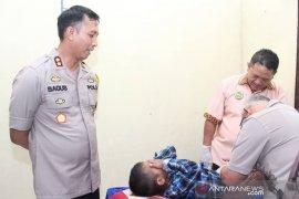 Sunatan massal Polres Barito Kuala sasar seluruh warga kurang mampu