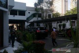 Sempat dua jam di Kemenko Polhukam, Wiranto kembali ke RSPAD