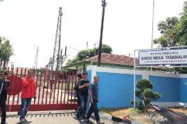 Tempat kerja terduga teroris di Tasikmalaya digeledah Densus 88
