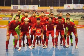 Indonesia terbaik kedua Piala AFF Futsal 2019