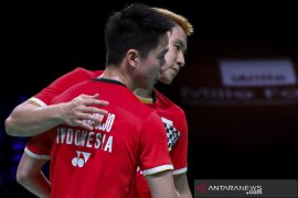 Kevin/Marcus ke semifinal French Open 2019