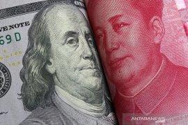 Yuan menguat 139 basis poin menjadi 6,8222 terhadap dolar AS