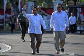 Prabowo: Gerindra siap bantu Presiden Jokowi