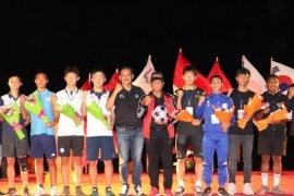 Lima tim luar negeri partisipasi di Badung IFC U-15