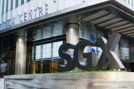 "Saham Singapura ""rebound"" dengan indeks STI ditutup menguat 0,8 persen"