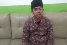 Jokowi-Ma'ruf dilantik, santri An Nawawi gelar doa bersama untuk kedamaian