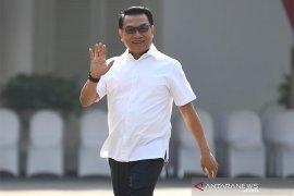 Moeldoko kembali jabat Kepala Staf Kepresidenan