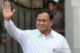 HUT Gerindra, Prabowo singgung loyalitas kader
