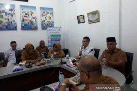 BPJS Kesehatan bahas program JKN-KIS bersama Pemkab Aceh Barat