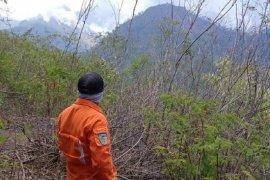 Kebakaran hutan Gunung Wilis di Kediri meluas