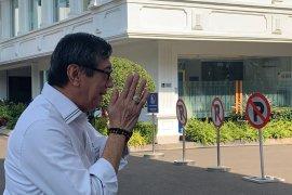 Yasonna Laoly, Budi Karya dan Moeldoko ke Istana Presiden