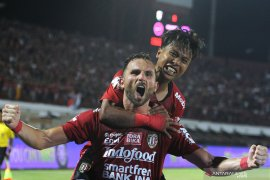 Bali United taklukkan Perseru Badak Lampung 3-0