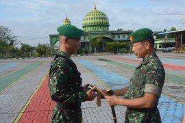 Pangdam apresiasi prajurit Kodam XII/Tpr terkreatif gunakan Medsos
