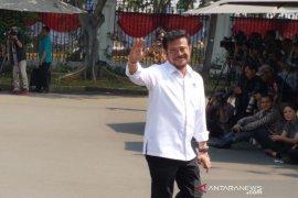 Presiden Jokowi panggil mantan  Gubernur Sulsel Yasin Limpo