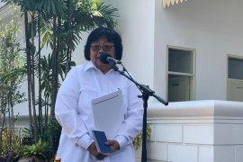 Siti Nurbaya sebut penekanan atasi karhutla melalui pencegahan