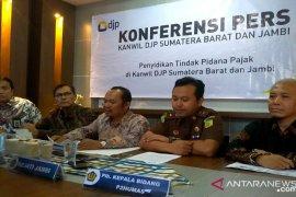 Kanwil DJP Sumbar-Jambi  tetapkan  tersangka penggelap pajak TBS Sawit