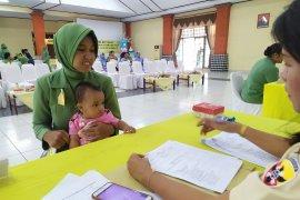 """900 anak PAUD di Klungkung ikuti """"Gebyar Vitamin A"""""""