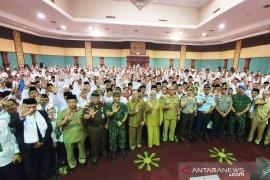 1.064 Calon Kades di Bogor gelar deklarasi damai