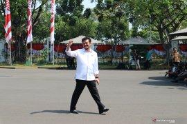 Mantan Gubernur Sulsel Syahrul Limpo sudah izin Surya Paloh temui Presiden