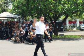 Politikus PDIP Juliari Batubara merapat ke istana