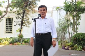 Fachrul Razi berdiskusi soal sumber daya manusia
