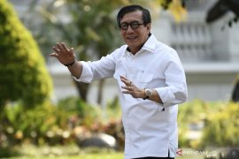 Tugas baru Yasonna Laoly setelah polemik revisi UU KPK
