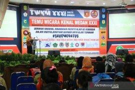 """Mapala Indonesia lakukan gerakan """"Save Meratus"""""""