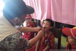 FKM Uniska penyuluhan kesehatan gigi ke desa terpencil