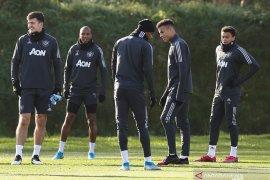 Manchester United tanpa Pogba dan De Gea