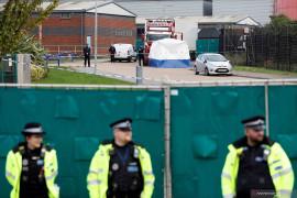 Supir truk berisi 39 mayat warga Vietnam di London akui berkomplot
