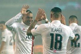 Liga Champions - Mbappe trigol, Icardi dua saat PSG cukur Brugge 5-0