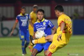 Laga uji coba Persib lawan Bhayangkara FC batal