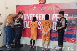 Dua penjual orang di Bogor berurusan dengan polisi