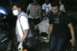 Andy ditemukan tewas tergantung di bengkel las di Tapteng