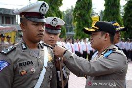 Polres Aceh Timur gelar apel Operasi Zebra Rencong 2019