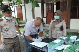 BBKSDA Sumut lepasliarkan puluhan ekor burung di Sibolangit