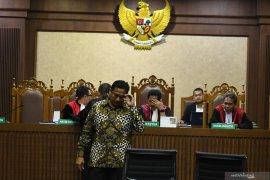 Politikus Partai Golkar Bowo Sidik dituntut 7 tahun penjara