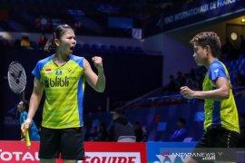 Greysia/Apriyani terhenti di French Open 2019