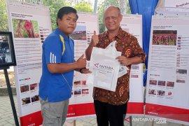 LKBN Antara meriahkan HUT jurnalistik Universitas Bengkulu