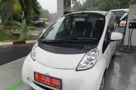 Gaikindo : Sebentar lagi mobil listrik lalu lalang di banyak kota