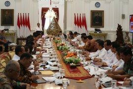 Kabinet Indonesia Maju lakukan sidang paripurna perdana