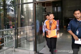 Masa penahanan Iwa Karniwa tersangka kasus Meikarta diperpanjang