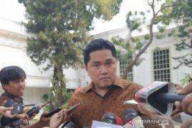 Erick Thohir usulkan Dirut Mandiri calon wamen BUMN