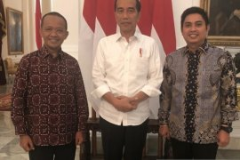 Ketua Umum HIPMI optimistis dengan  Indonesia Maju