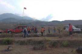 BPBD: Masih ada tiga titik kepulan asap di kawasan Gunung Ciremai