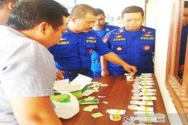 Anggota Satpolair Banjarmasin jalani tes urine dadakan
