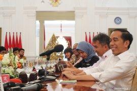 Presiden Jokowi: Burhanuddin dipilih karena paham internal Kejaksaan Agung