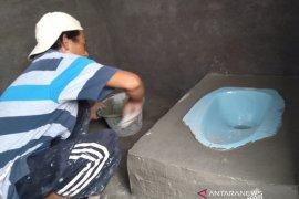 PMI bangun 20 tempat MCK di lokasi terdampak bencana gempa Lombok