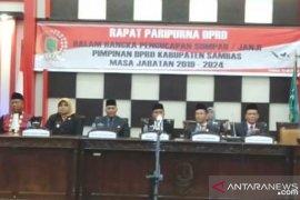 Pemuda ingatkan pimpinan DPRD Sambas kawal kinerja eksekutif